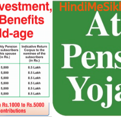 atal pension yojana hindi